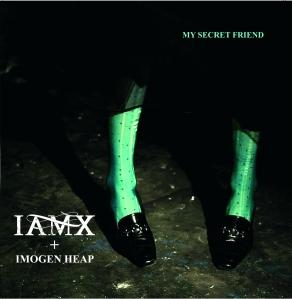 IAMX single cover